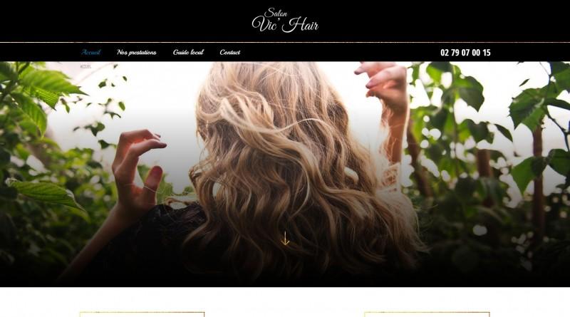 Bon cadeau pour salon de coiffure à Fécamp