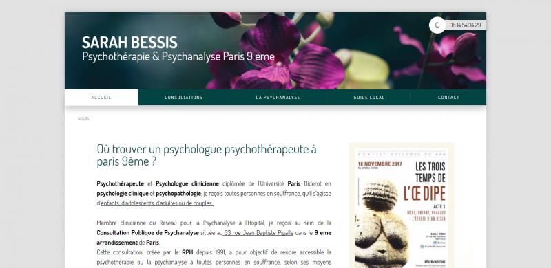 Psychologue pour adolescents à Paris 9e