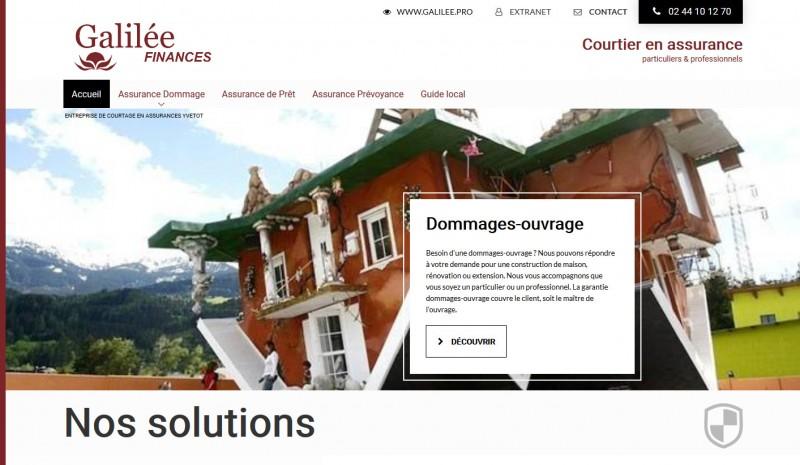 courtage en assurances Seine-Maritime