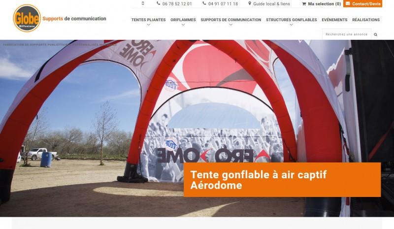 Création de supports publicitaires Marseille