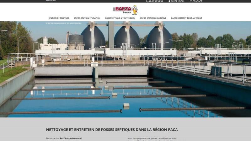 Entreprise assainissement Aix en Provence