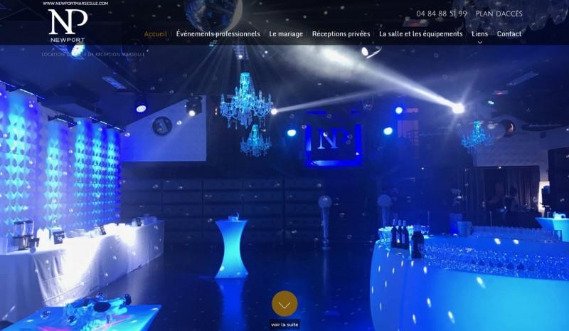 salle de réception à louer pour mariage Marseille