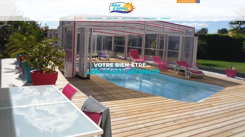 Abris de piscine Bordeaux