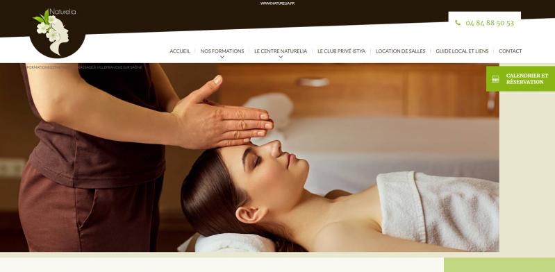 Centre de formation de massage à Lyon