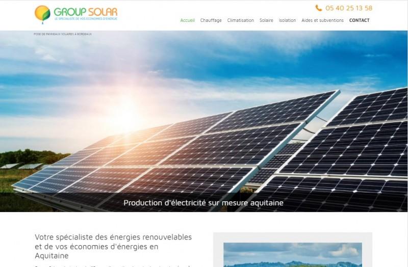 Pose de panneaux solaires à Bordeaux