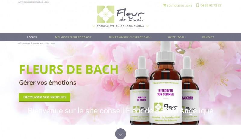 achat fleurs de Bach Var