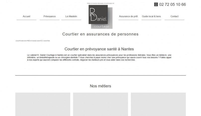 prévoyance santé pour infirmière libérale Nantes