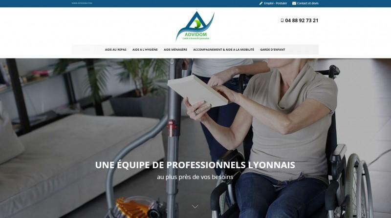 Aide à domicile personnes âgées Lyon