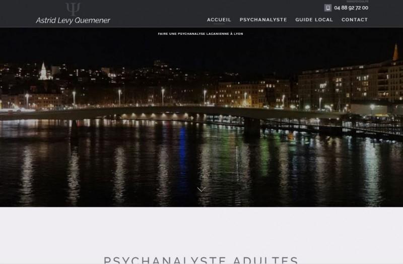 Cabinet de psychanalyse à Lyon
