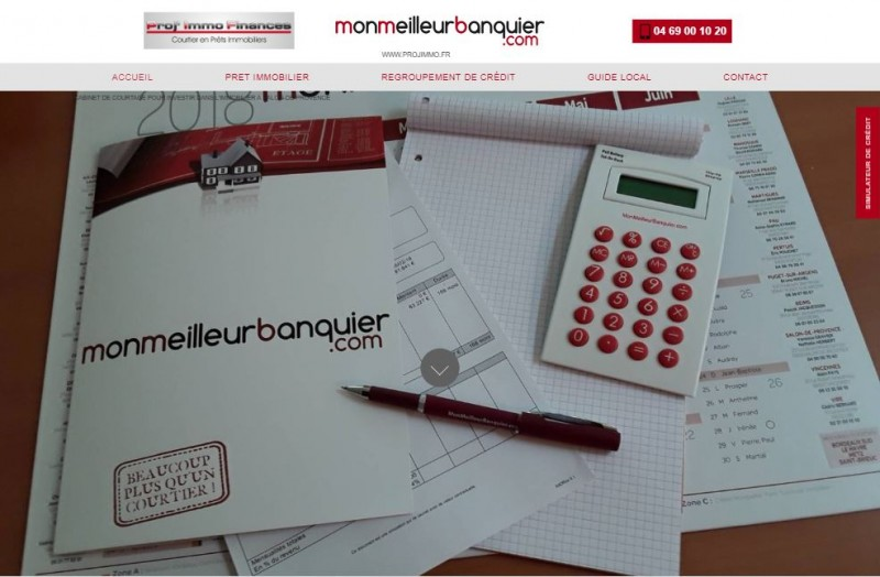 Courtier en prêt immobilier Salon-de-Provence