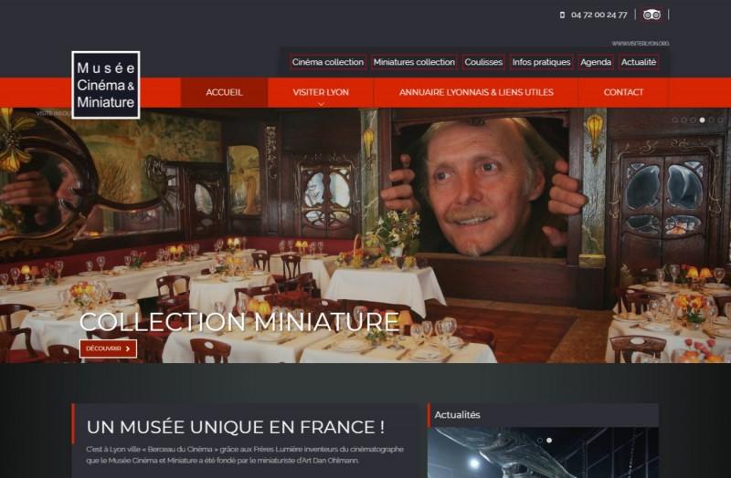 Musée du Cinéma et de la Miniature