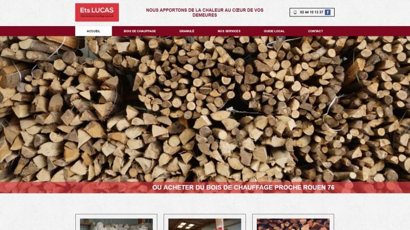 Livraison bois de chauffage Le Havre