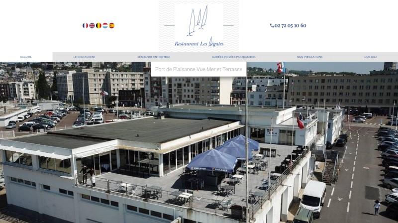 Restaurant vue mer Le Havre