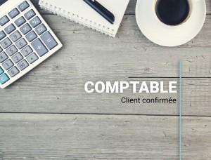 Comptable client confirmé