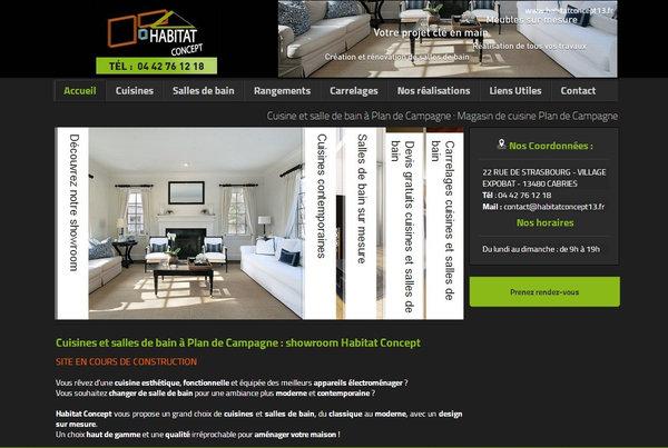 nos r alisations de sites web pour professionnels marseille. Black Bedroom Furniture Sets. Home Design Ideas