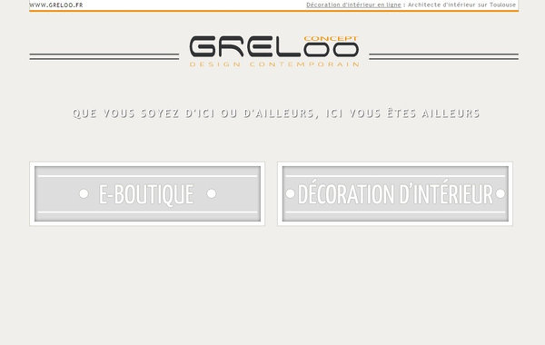 magasin de d coration int rieure en ligne greloo concept jalis. Black Bedroom Furniture Sets. Home Design Ideas