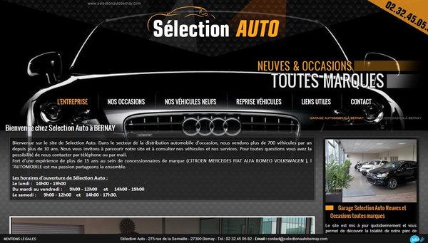 D P T Vente Voitures Bernay Dans L 39 Eure S Lection Auto R Alisations Agence De Communication