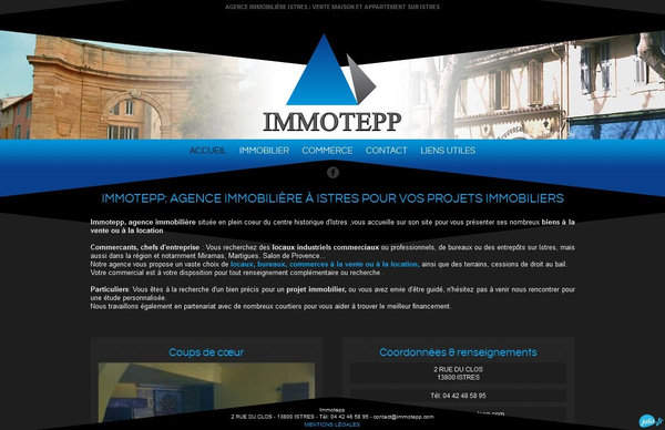 Nos clients agence web marseille jalis for Garage peugeot istres