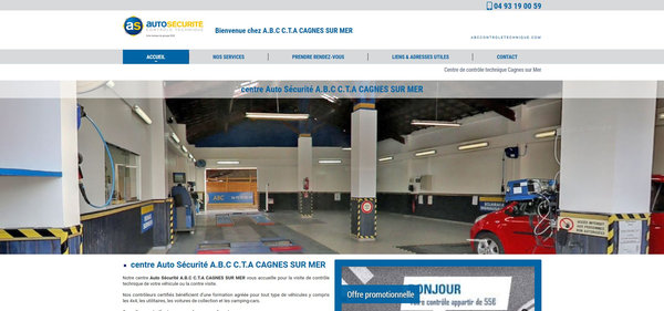 Nos clients agence web marseille jalis for Garage auto pessac