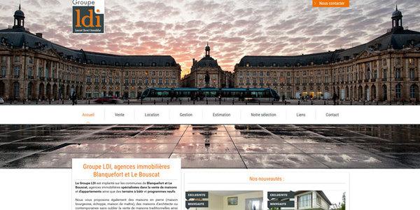 Agence immobili re pour vente et location de biens sur bordeaux ld immobili - Agence immobiliere londres location ...