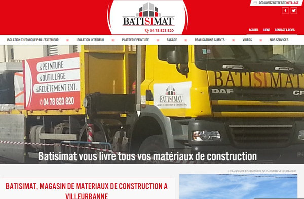 Nos r alisations de sites web pour professionnels marseille for Garage peugeot villeurbanne