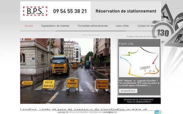 vente et location de panneaux de signalisation de chantiers marseille bps jalis. Black Bedroom Furniture Sets. Home Design Ideas
