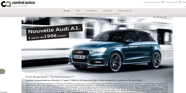 Nos clients agence web marseille jalis for Garage volkswagen lyon 7