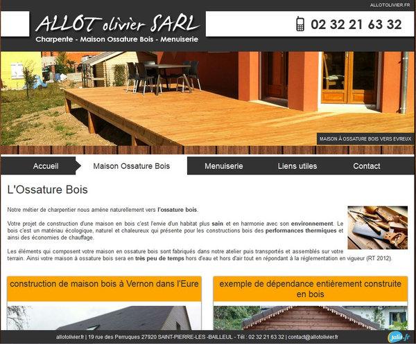 Devis pour la construction d 39 une maison en bois en for Site construction maison
