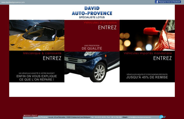 Nos clients agence web marseille jalis for Garage peugeot martigues