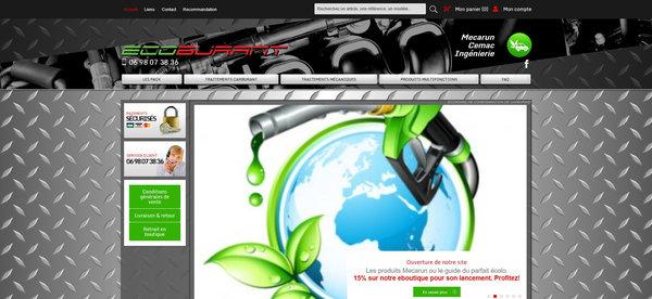 achat en ligne de produits pour économie de carburant