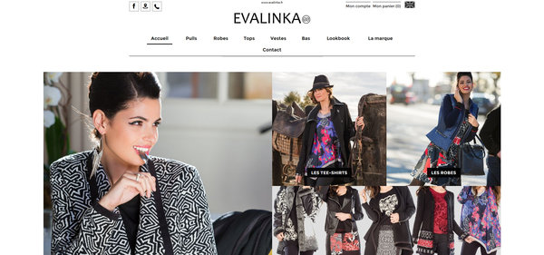 vente en ligne prêt-à-porter féminin