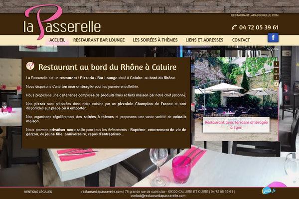 bar restaurant et pizzeria traditionnels caluire et cuire la passerelle jalis. Black Bedroom Furniture Sets. Home Design Ideas